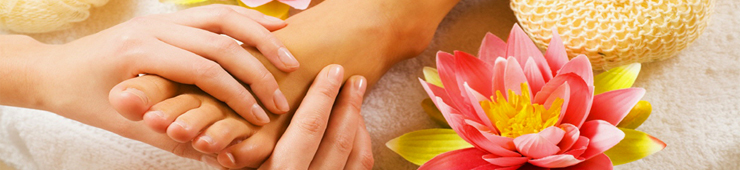 An image of our pedicure services